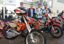 AECiT y la Policía Local de Gandia acuerdan colaborar en la promoción del Espartanos Racing Team