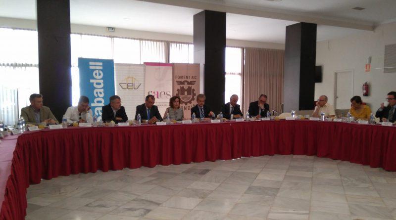 Company se compromete a desarrollar un Plan de Industrialización en la Safor
