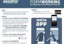 AESAFOR presentará su nueva APP este jueves en una nueva edición de Formworking