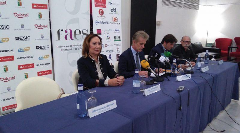 """Juan: """"FAES pretende aglutinar a las asociaciones de la Safor con el propósito de generar expectativas de futuro para todos"""""""