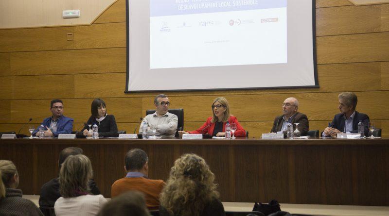FAES signa conjuntament amb Generalitat, Mancomunitat, Ajuntament i sindicats un Acord Territorial per l'Ocupació a la Safor