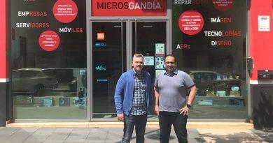AECiT y Microsgandia SL firman un acuerdo de colaboración para potenciar y optimizar la presencia web de los asociados