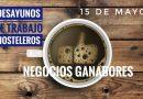 """ASEMHTSA celebra el 15 de mayo los """"Desayunos de trabajo hosteleros"""""""