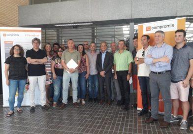 "FAES entrega a Baldoví un dossier con las ""necesidades"" infraestructurales de la Safor"