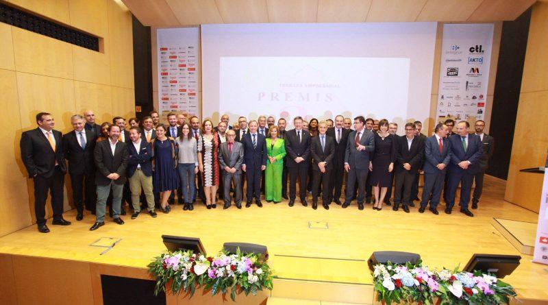 FAES entrega sus premios anuales en una gala con más de 400 asistentes