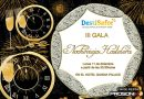 Destí Safor celebra su III Cena de Gala Nochevieja Hostelera 2017