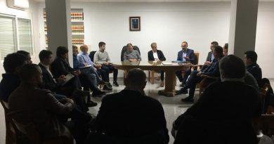Alrededor de 20 empresas de Ròtova apuestan por el asociacionismo con la creación de una entidad