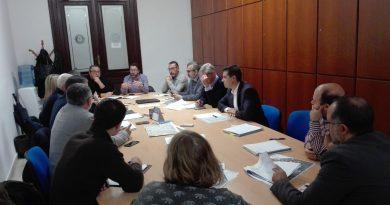 FAES, Mancomunitat y ayuntamientos de la Safor redactan un estudio para reivindicar ante la Conselleria la necesidad de infraestructuras energéticas para las áreas industriales