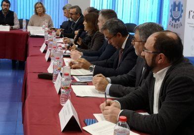 Empar Martínez anuncia en Gandia que la nueva Subestación de Sancho Llop será una realidad en 2020-2021
