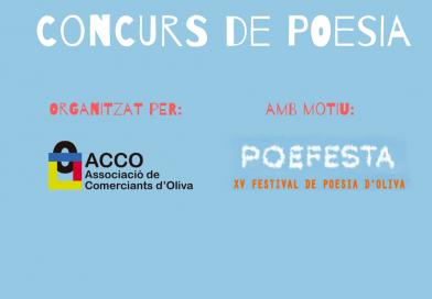 "ACCO organitza un Concurs de Poesia amb motiu de la ""Poefesta"""