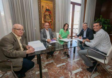 L'ajuntament de Gandia signa un conveni de col·laboració amb AECiT