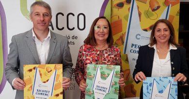 """ACCO i l'Ajuntament d'Oliva presenten la iniciativa """"Xicotet Comerç. És el seu torn"""" per a reivindicar un consum més pròxim, sostenible i contributiu"""