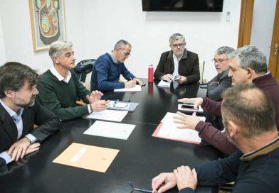 Gandia trabaja con el sector empresarial las necesidades de los polígonos industriales