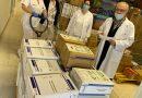 Donaciones de empresas de la Safor por el coronavirus
