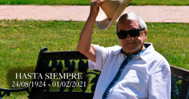 Fallece Javier Cremades de Adaro Fundador de Rústicas SA y el Hotel Tres Anclas