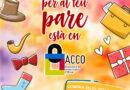 ACCO celebra el Día del Padre y sortea 330 €ur-ACCOs entre sus clientes