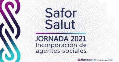 Jornada Safor Salut 2021, Incorporación de agentes sociales
